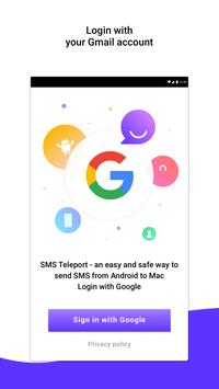 SMS Teleport poster