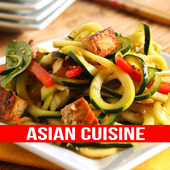 Asian Recipes icon