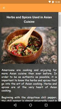 Asian Recipes screenshot 10