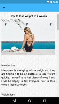 How to Reduce Weight screenshot 7