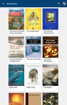 50000 Free eBooks & Free AudioBooks apk screenshot