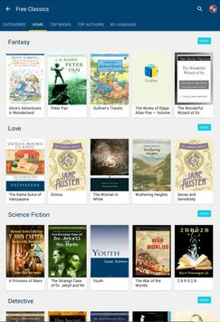 50000 Free eBooks & Free AudioBooks screenshot 8