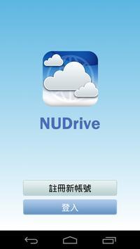 NUDrive poster