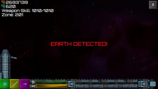 Space Garbage Collector apk screenshot