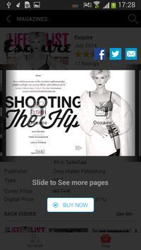 Esquire Thailand apk screenshot