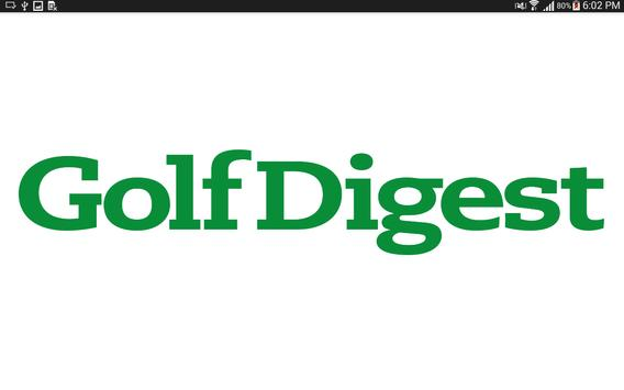 Golf Digest Thailand apk screenshot