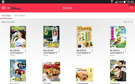 Life Magazines apk screenshot