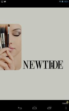 Newtide poster
