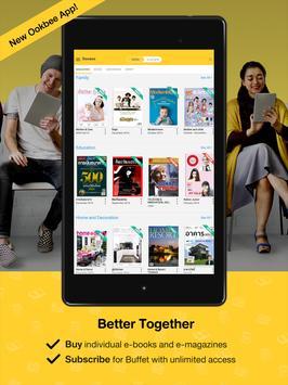 OOKBEE - Online Bookstore apk screenshot