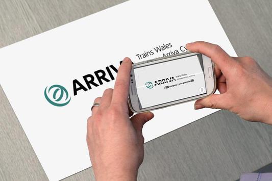 Arriva Trains Wales Staff AR apk screenshot