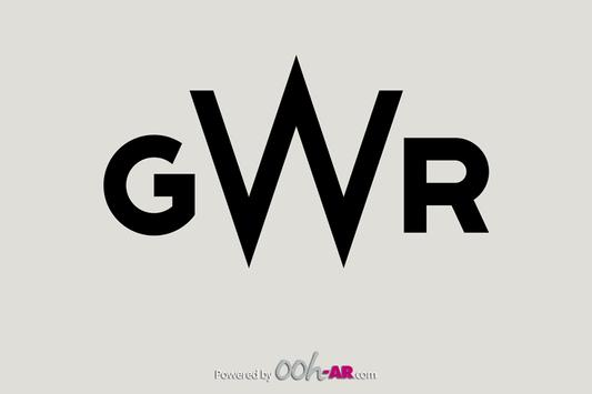 GWR AR poster