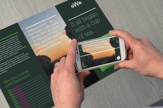 GWR AR apk screenshot