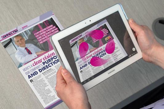 First UK Bus Augmented Reality screenshot 13