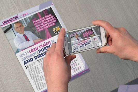 First UK Bus Augmented Reality screenshot 2