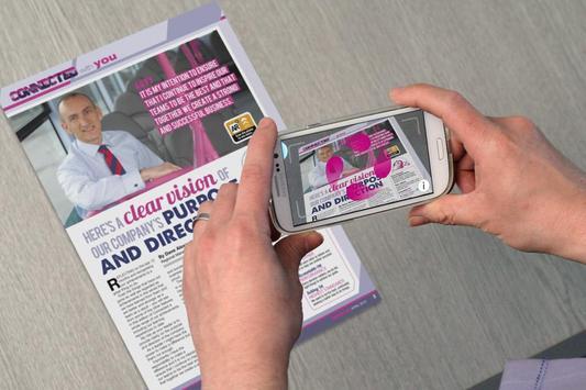First UK Bus Augmented Reality screenshot 3