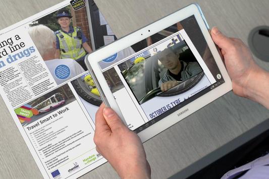 Staffs Safer Roads AR screenshot 14