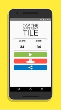 Tap The Tile - Different Color screenshot 4