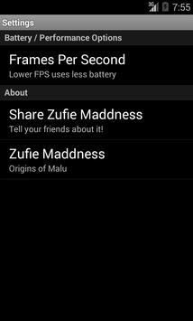 Zufe Maddness Wallpaper apk screenshot