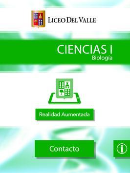 Liceo del Valle Biología poster