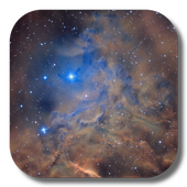 Galaxy Nebula icon
