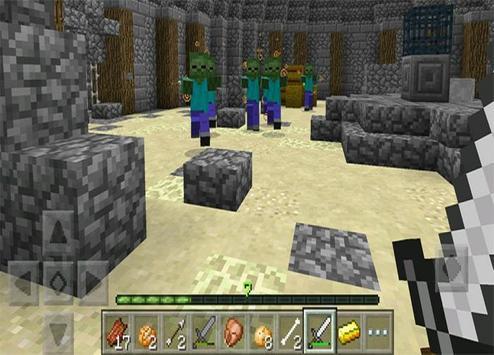 Battle Villain MCPE MOD apk screenshot