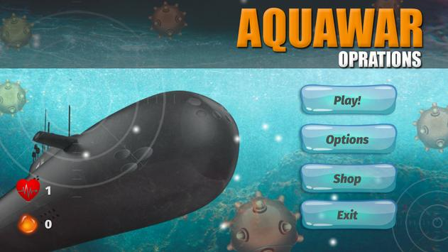 Aqua War apk screenshot
