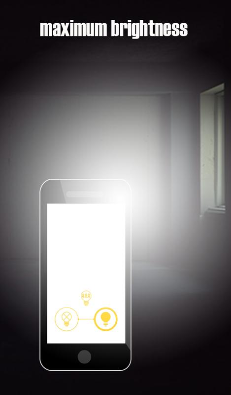 Bright White Screen Flashlight For Android Apk Download