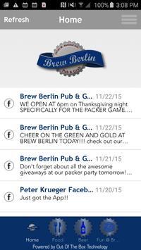 Brew Berlin poster