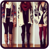 Outfits For School icon