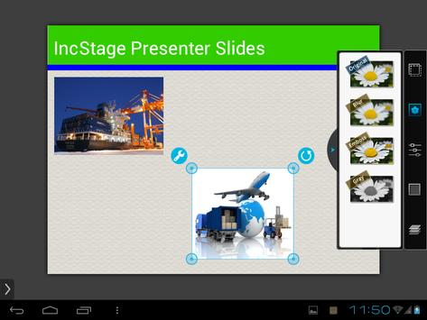 IncStage Presenter apk screenshot