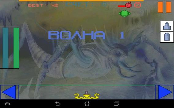Pixel Shooter Defense apk screenshot