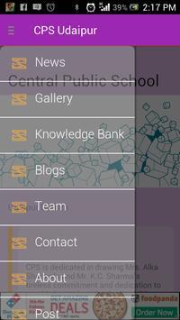 Central Public School Udaipur screenshot 1
