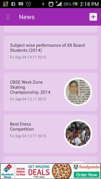 Central Public School Udaipur screenshot 2
