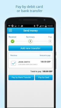 Money transfer app apk download free business app for android money transfer app apk screenshot reheart Images