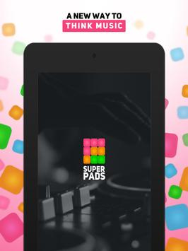 SUPER PADS - Become a DJ apk screenshot