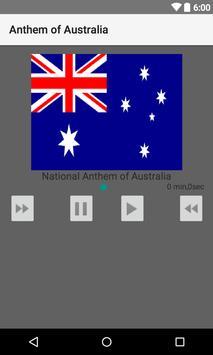 Anthem of Australia apk screenshot