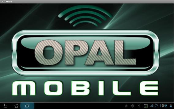 OPAL Mobile Print Server poster