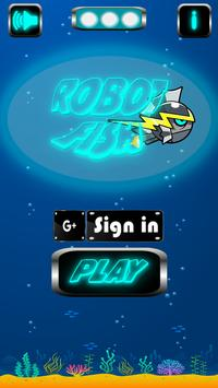 Robot Fish poster
