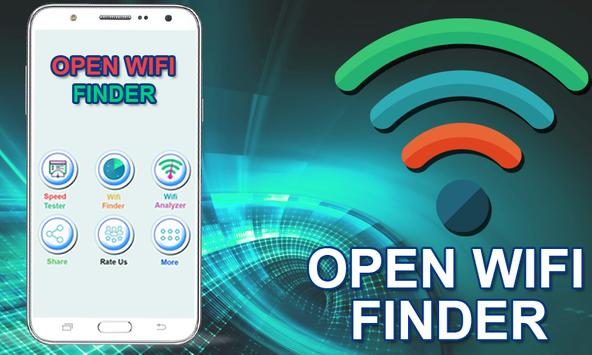 Fast Wifi Finder –Free Open Wifi Connection Finder screenshot 5