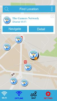 Fast Wifi Finder –Free Open Wifi Connection Finder screenshot 8