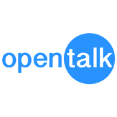 Opentalk: Be better by talking - Social Voice App icon