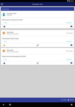 OpenText Innovation Tour 2018 screenshot 7