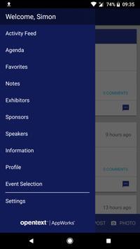 OpenText Innovation Tour 2018 screenshot 2