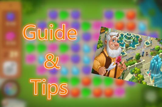 Great Tips For Gardenscapes apk screenshot