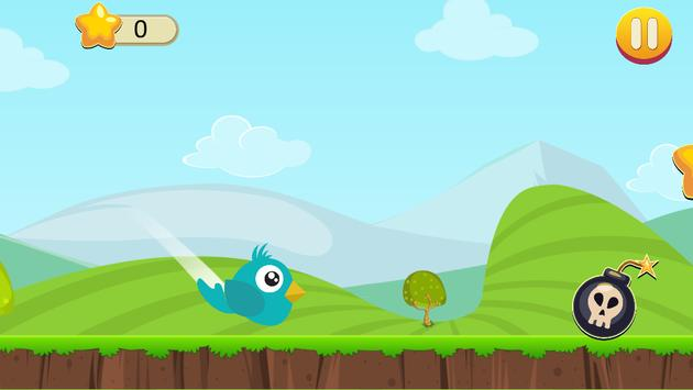 Flipo Bird Jumper screenshot 1