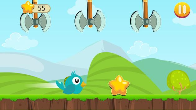 Flipo Bird Jumper screenshot 2