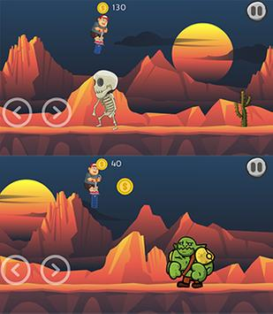 Steven Jumper Hero Boy screenshot 2