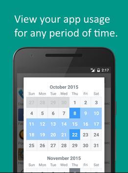 Umon (App Usage Tracker) apk screenshot