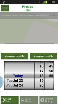 Pinnacle Cars - Minicabs screenshot 2