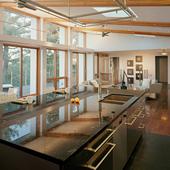 Open Concept House Design icon